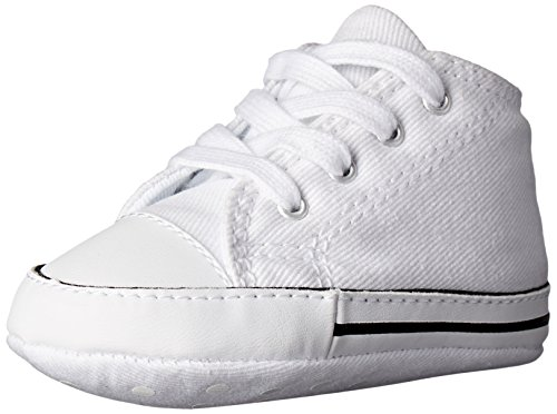 Converse Unisexs First Star Cvs Birth Shoes Justlikeu Dad And